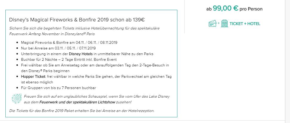 Atemberaubender Kurzurlaub Im Disneyland Paris Inkl 4 Sterne Hotel